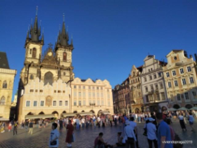 Ciudad Vieja, Praga