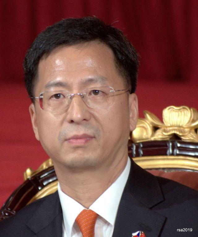 Zhang Jianmin
