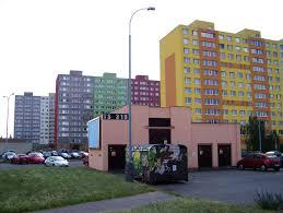 edificios multifamiliares Praga