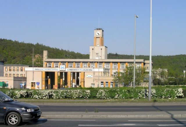 hospital Thomayer