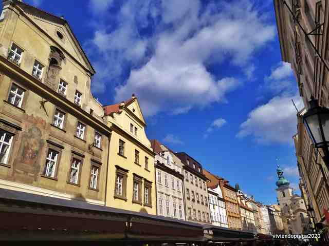 Praga casas