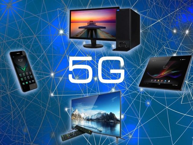 Redes de Moviles 5G