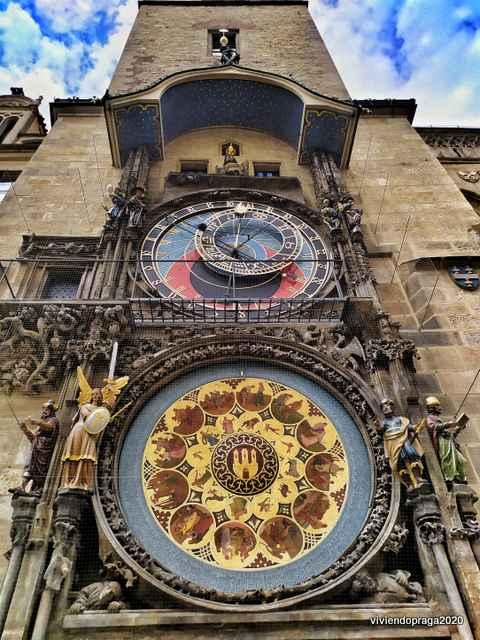 Reloj Orloj Praga