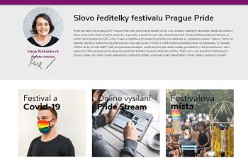 Pagina oficial de Prague Pride