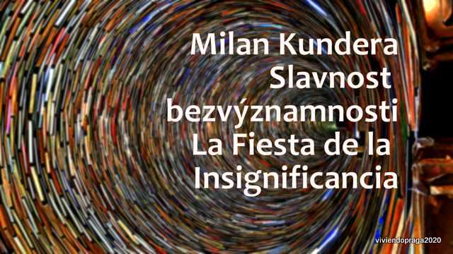 libros, Milan Kundera