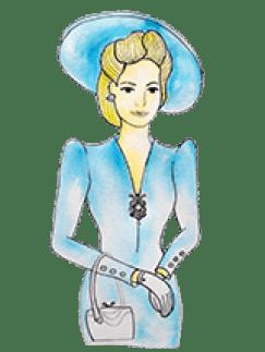 El asesinato de Evita Perón. Ilustración de Evita Perón.
