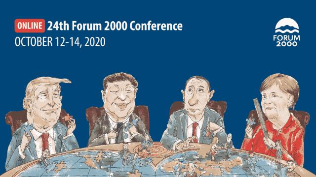 Afiche Forum 2000 del 2020