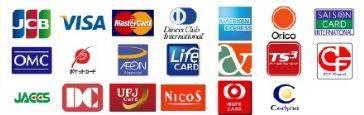 池袋キャバクラ【Vivienne(ヴィヴィアン)】公式HP 対応クレジットカード一覧