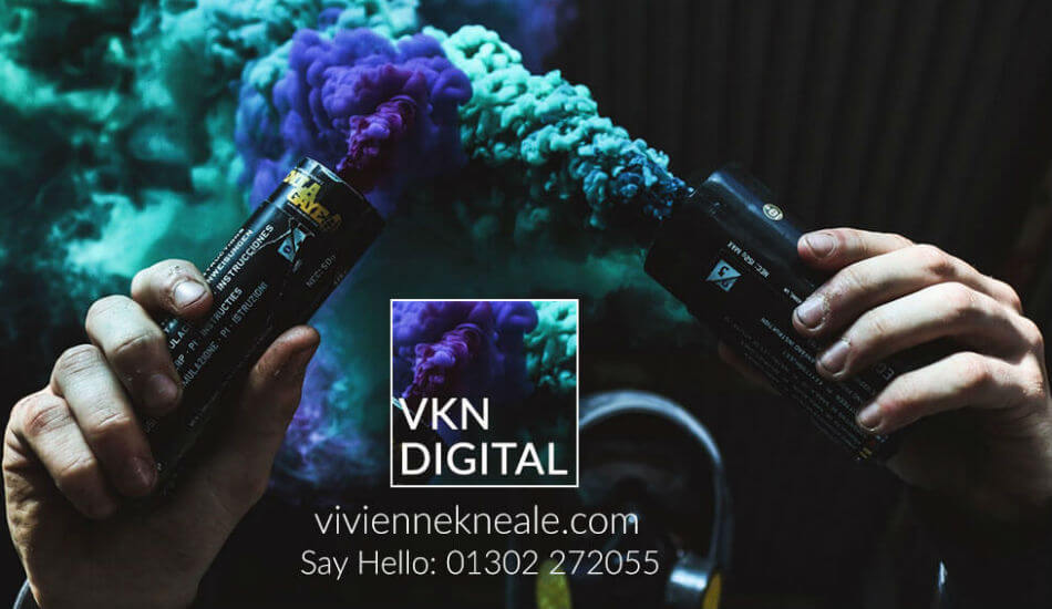 Vivienne K Neale Digital - Contact Details
