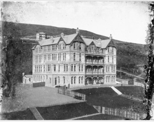 erskine-college-early-1900s