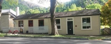 Arrowtown, historic cottages