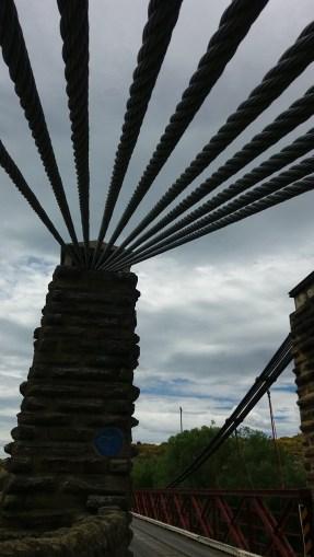 Historic bridge near Ophir