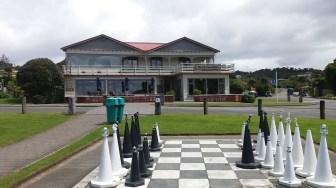 Stewart Island, South Seas Hotel, Oban