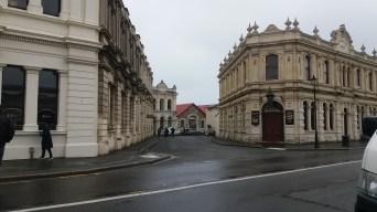 Oamaru Victorian buildings