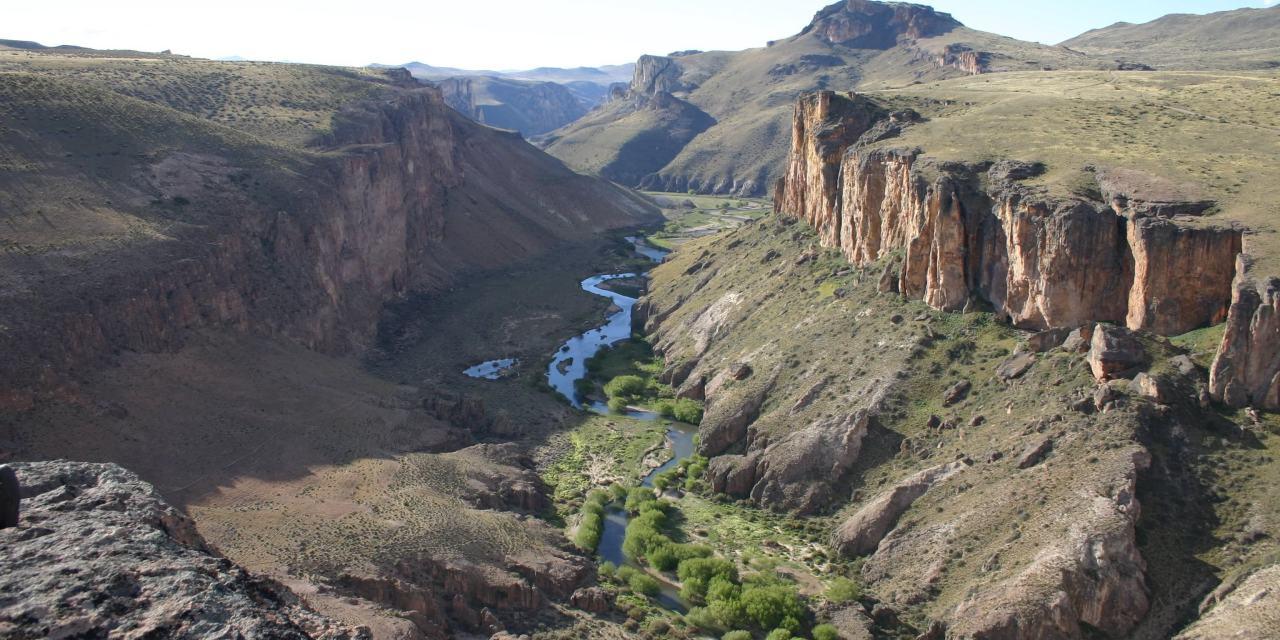 La cueva de las manos: Il Gran Canyon argentino