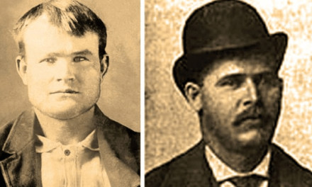 Butch Cassidy e Billy the Kid in Patagonia.
