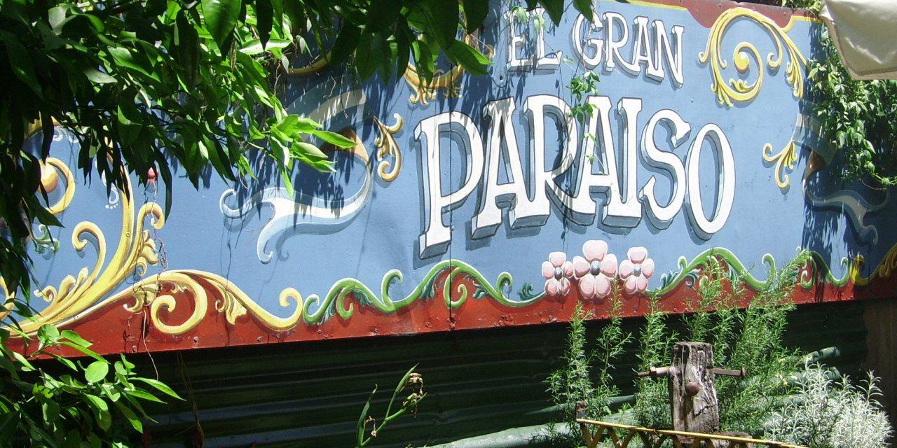 Parrilla Gran paraiso: Il paradiso è alla boca