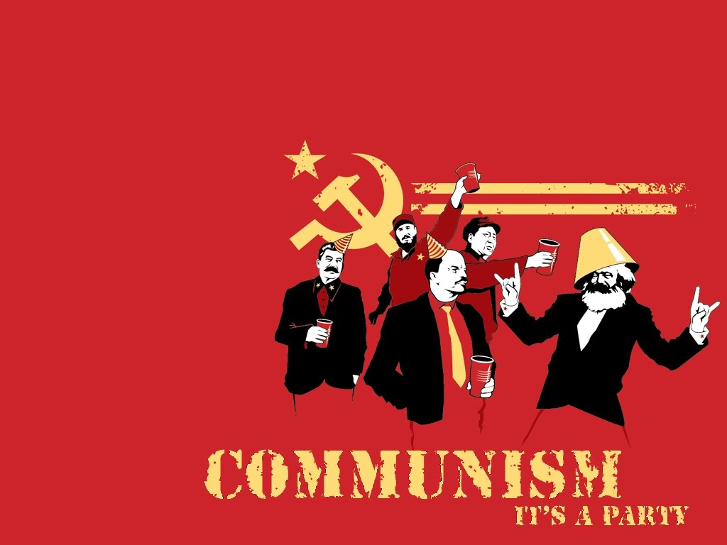Communism vs fascism vs socialism rough book communism its a party pooptronica