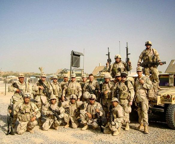 Camp Liberty, Baghdad, 2006.  Can't believe it's been 11 years.  #oif #usarmy #armynationalguard #iraqwar #iraqwarvet
