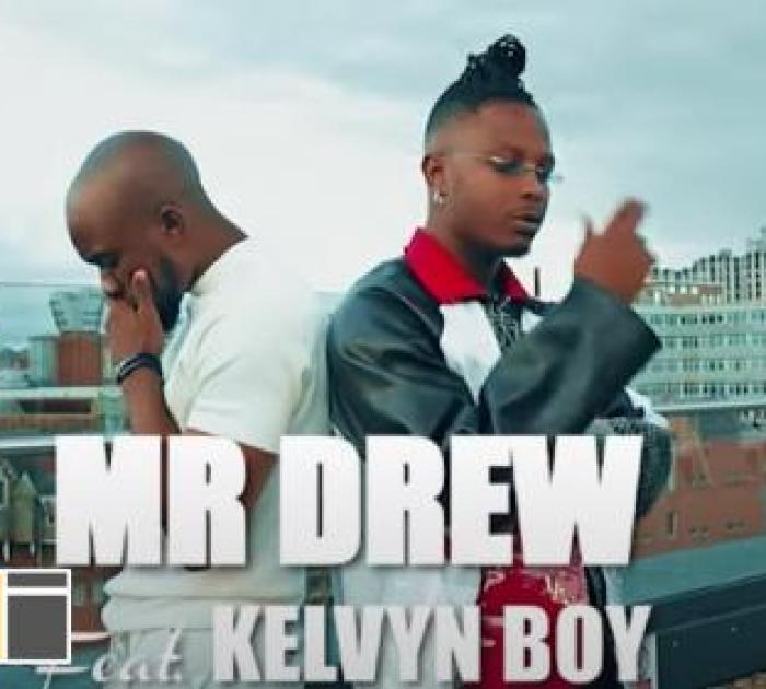 Mr Drew – Later feat. Kelvynboy (Official Video)