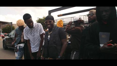 Flowking Stone – Oseikrom Geng ft Phaize Gh & Obey Tunez (Official Video)