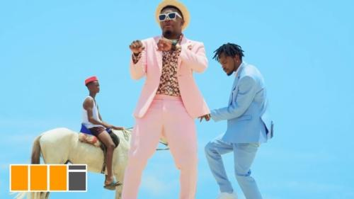 Amg Armani – Bye Bye To Poverty ft. Fameye & Kofi Mole (Official Video)