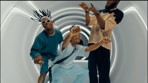 DJ Neptune, Laycon & Joeboy – Nobody (Icons Remix) (Official Video)