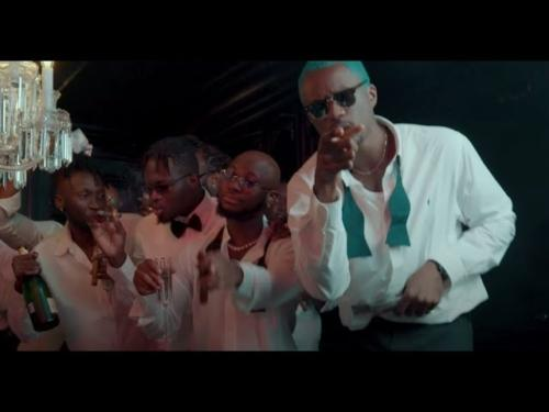 Joey B ft. Sarkodie – Cold (Official Video)