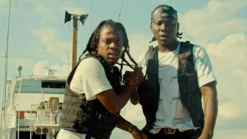Stonebwoy – Motion ft. Jahmiel (Official Video)