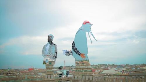 Pappy Kojo – 1 Sima feat. Kojo Trip, The Township, Hyndu, Nemsis Loso & Yaw Lucaz (Official Video)