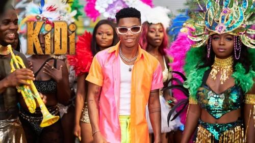 KiDi – Spiritual ft Kuami Eugene & Patoranking (Official Video)