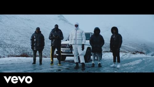 Headie One – Siberia  ft. Burna Boy (Official Video)