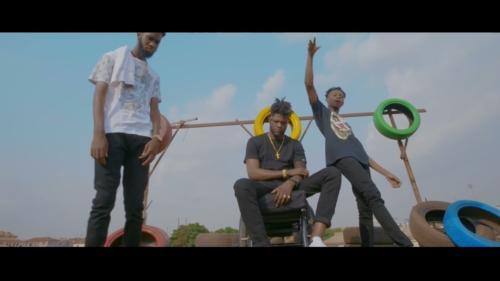 Ogidi Brown – Amen ft Kweku Flick & Ypee (Official Video)