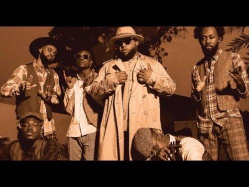 D-Black – Kontrol ft. Kofi Jamar, Camidoh, Dead Peepol & Quamina MP (Official Video)