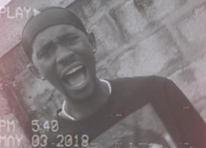 Black Sherif – 1st Sermon Freestyle (Official Video)
