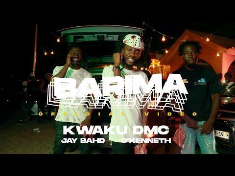 Kwaku DMC – BARIMA feat. Jay Bahd & O'Kenneth (Official Video)