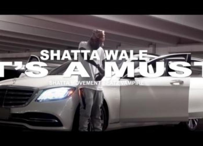 Shatta Wale – It's A Must (Official Video)