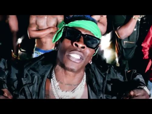 Shatta Wale – Hmmm Chale ft. Ara-B (Official Video)