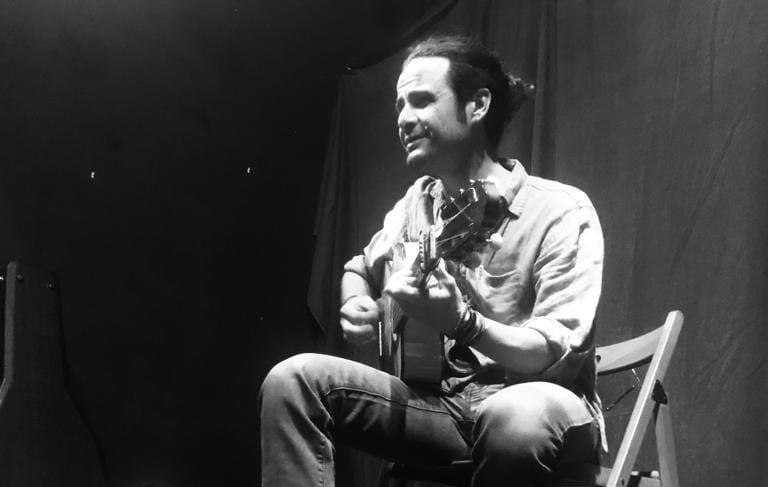 Entrevista al cantautor Antonio Romero Molina.