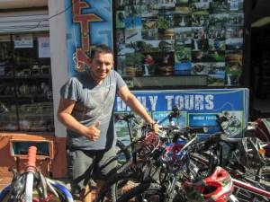 FREE Biking Tour Baños