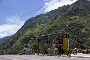 El Canopy mas rapido de Ecuador