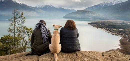 Mirador del Lago Lago Puelo
