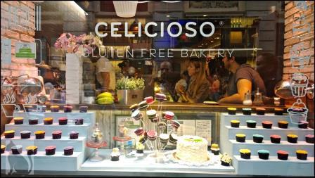 Celicioso pastelería especial para celiacos