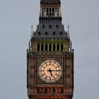 Londres Big Ben. Fotografía de Joaquín Rivero