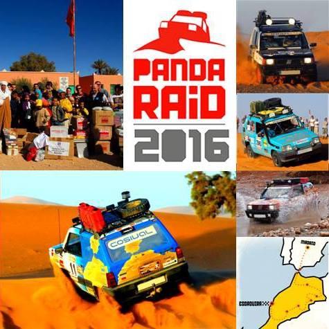 Panda Raid 2016