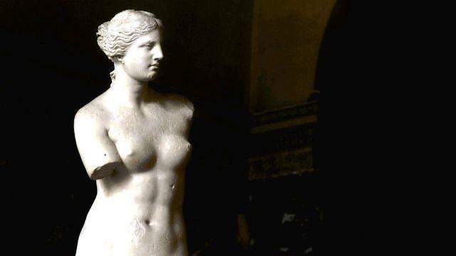 Venus de Milo. Fotografía de Joaquín Rivero