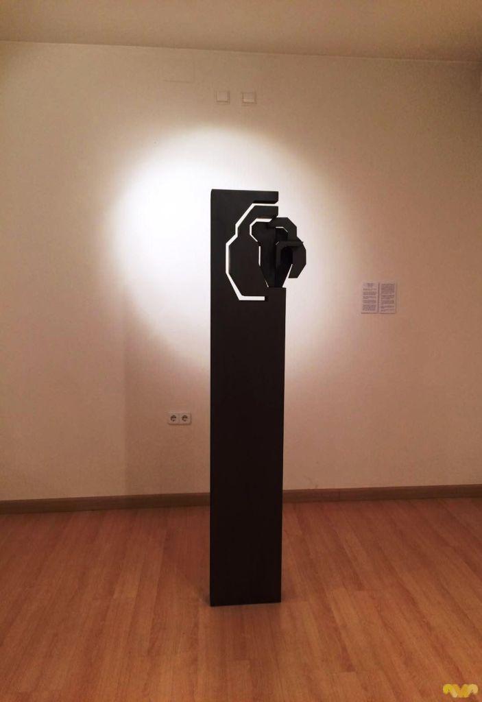 Escultura: Punto de Vista. Marga García Pinto