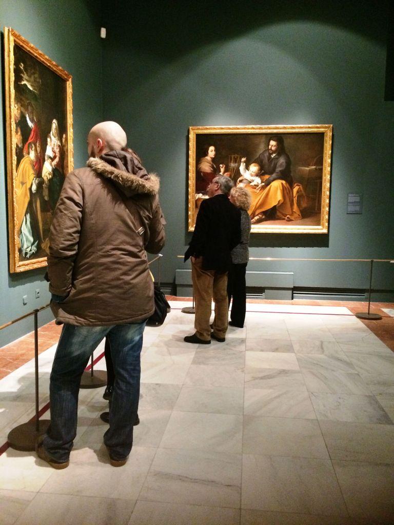 Velázquez. Murillo. Sevilla