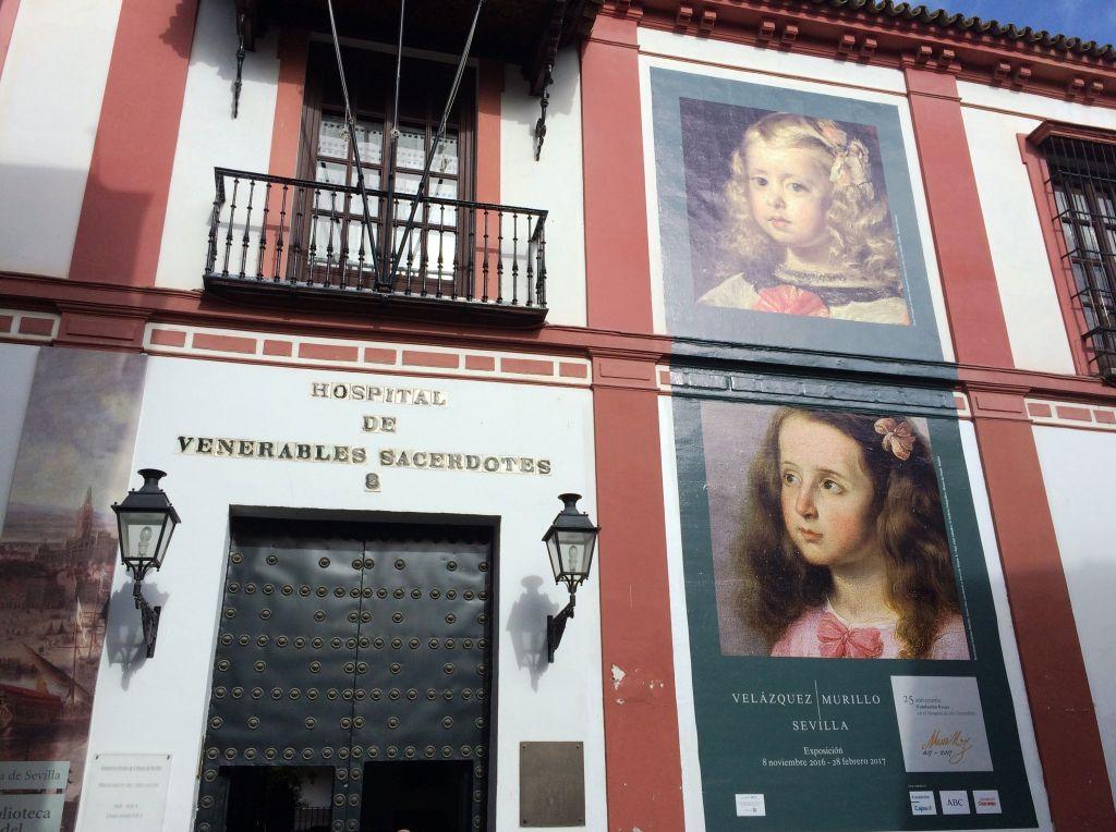 Exposición. Velazquez. Murillo. Sevilla