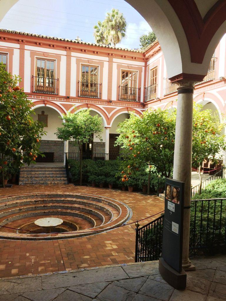 Hospital de los Venerables. Sevilla